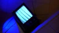 TV blue tile dutch loop video