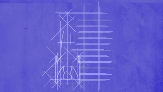 Blueprint rocket video