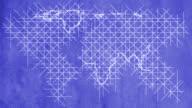 Blueprint world map video