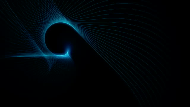 Bluespiral Loopable video