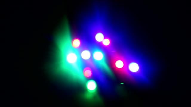 blur lighting video