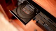 DVD CD Blu-ray player video