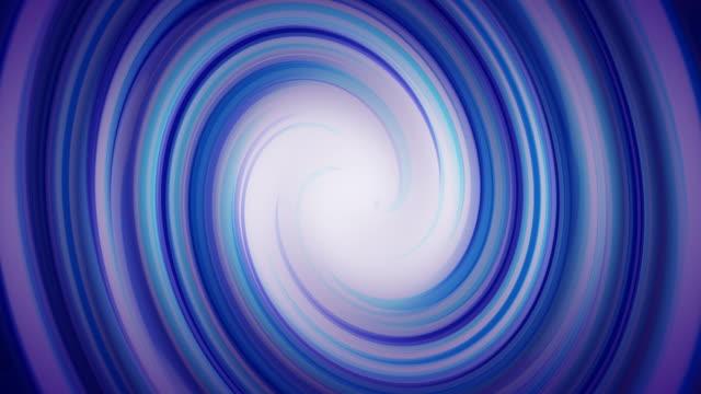 Blure spiral loop video