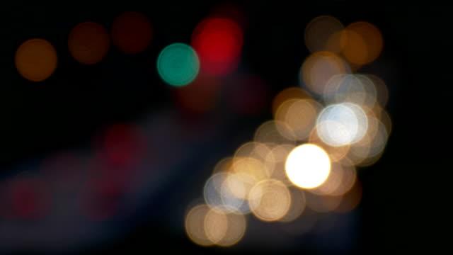 Blurred Drive in City video