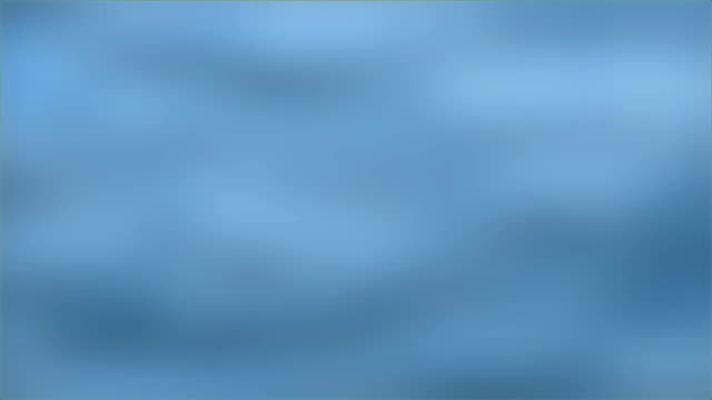 blurred image of surface of the blue sea video