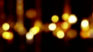 blurred lights abstract loopable background video