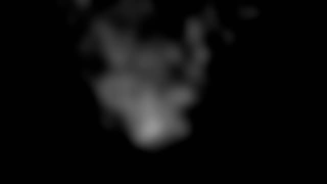 blurred smoke video