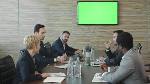 Board Meeting video