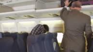 Boarding the plane video