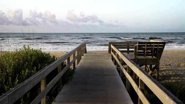 Boardwalk to the Beach Loop video