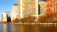 Boat Ride NYC Waterfront Tilt Shift video