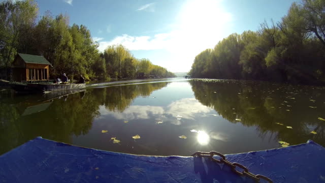 boat ride video