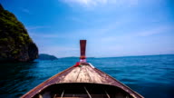 POV Boat video
