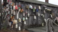 Boathouse With Buoys video