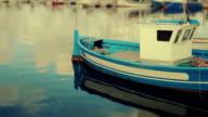 Boats at the Harbor of Alghero, Sardinia, Italy video