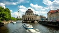 Bode Museum Berlin Germany video