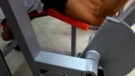 Body builder - Prone leg curl video