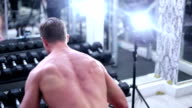 Body Building Workout video