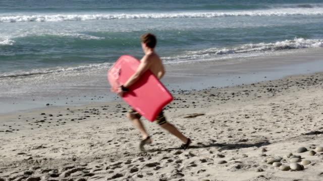 bodyboarder video