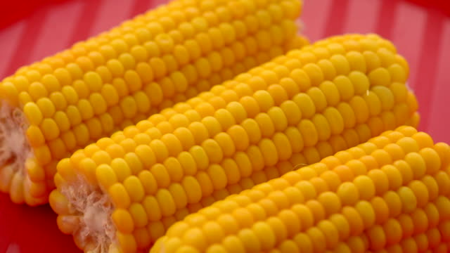 boiled corn in the cob video