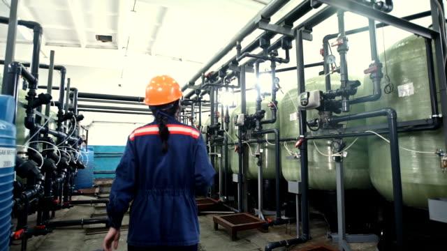 boiler heating system inspection video