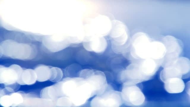 Bokeh Of Sunlight Slow II video