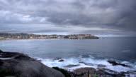 Bondi and Tamarama Beaches Coastal Path, Sydney Australia video