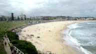 Bondi and Tamarama Beaches Coastal Path, Sydney Australia video