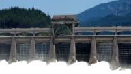 Bonneville Dam video