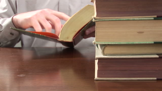 Book Reading Research video