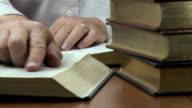 Books HD video