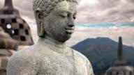 Borobudur Buddha Statue, Indonesia video