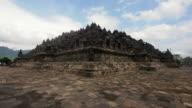 Borobudur Monument in Java, Indonesia video
