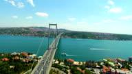 Bosphorus Bridge video
