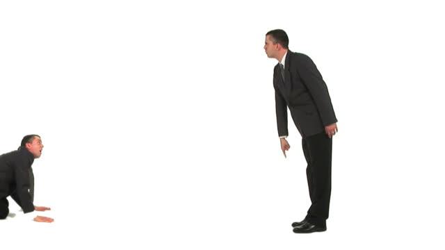 HD: Bossy Businessman video