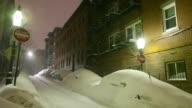 Boston Blizzard 2015. Snowiest Winter in Boston's History video
