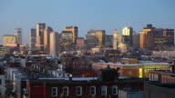 Boston Night to Day Timelapse video