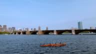 Boston river, US video