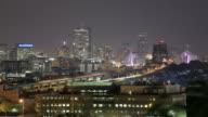 Boston Skyline video