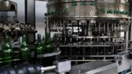 Bottling Plant (HD) video