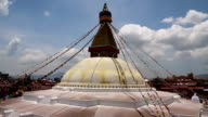 Boudhanath Stupa : Kathmandu, Nepal video