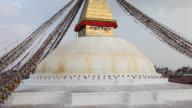 Boudhanath Stupa, kathmandu,Nepal video