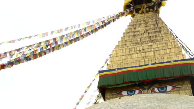Boudhanath stupa video