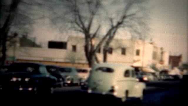 (8mm Film) Boulder Colorado Christmas Church 1949 video