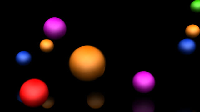 Bouncing Balls video