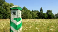 Boundary post video