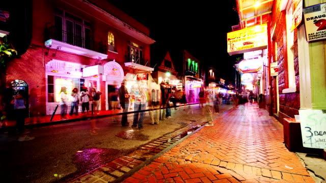 Bourbon Street video