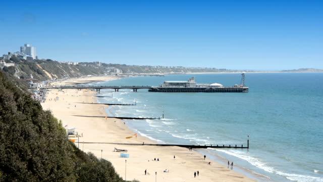Bournemouth Beach & Pier video