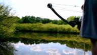 Bowfishing video