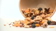 Bowl Of Healthy Breakfast video